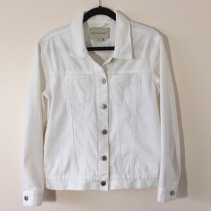 Anthropologie Pilcro and the Letterpress jacket
